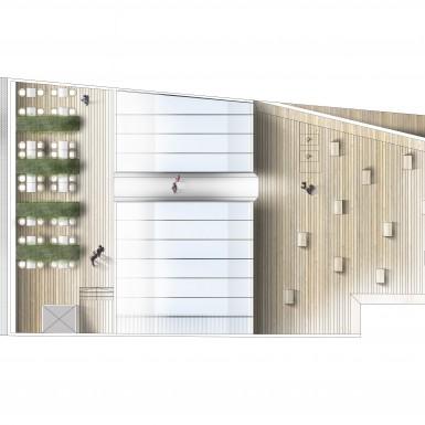 plan toiture terrasse