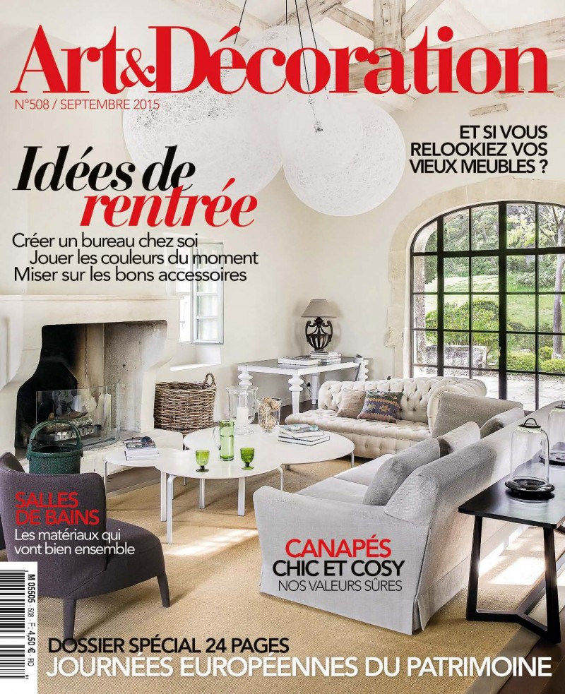 Art&Décoration 09/15 – SDB Antipodes
