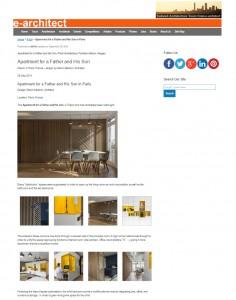 e architecte agence glenn medioni. Black Bedroom Furniture Sets. Home Design Ideas