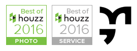 Lauréat des Best of Houzz 2016