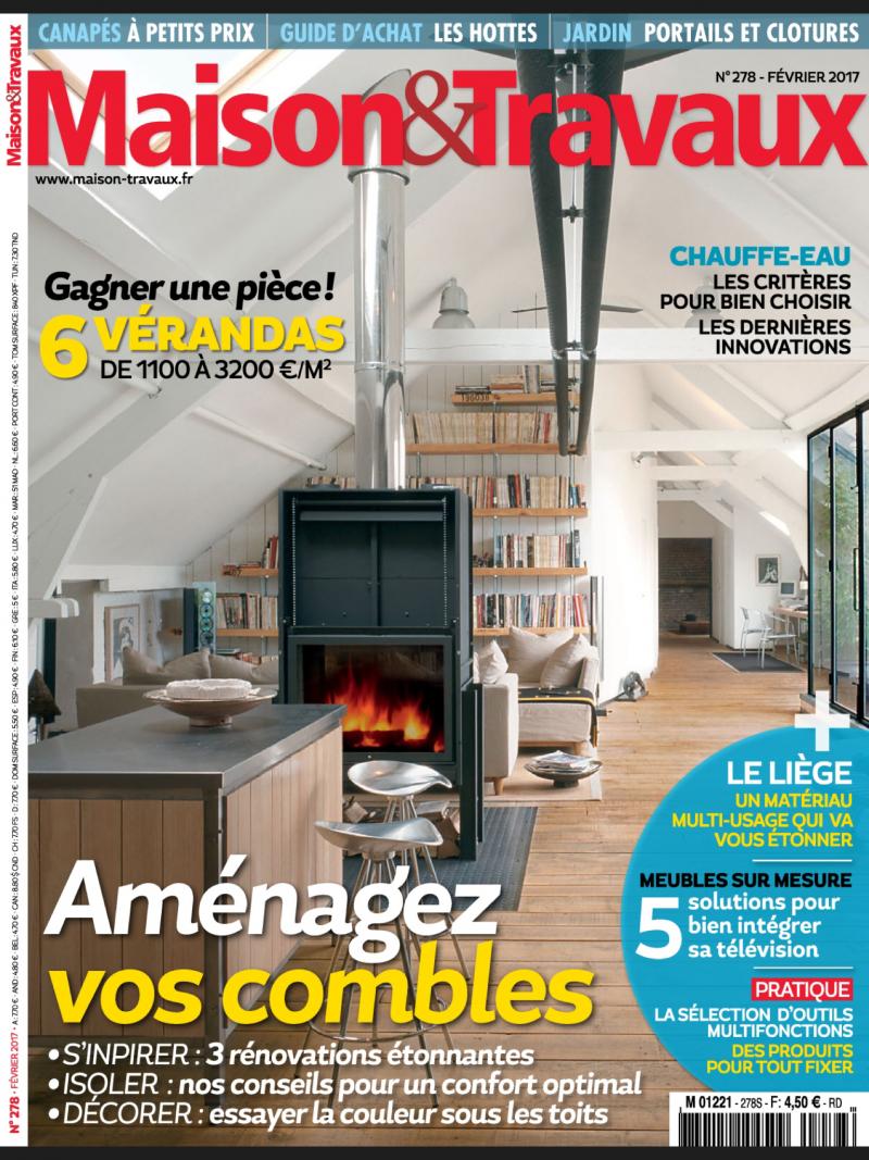 Maison & Travaux – Home Cinéma