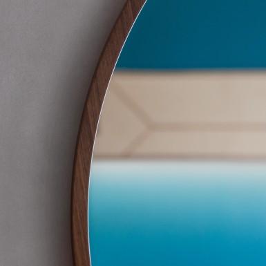 miroir, béton