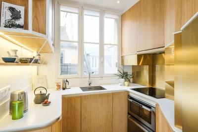 Cuisine architecte d'intérieur Paris