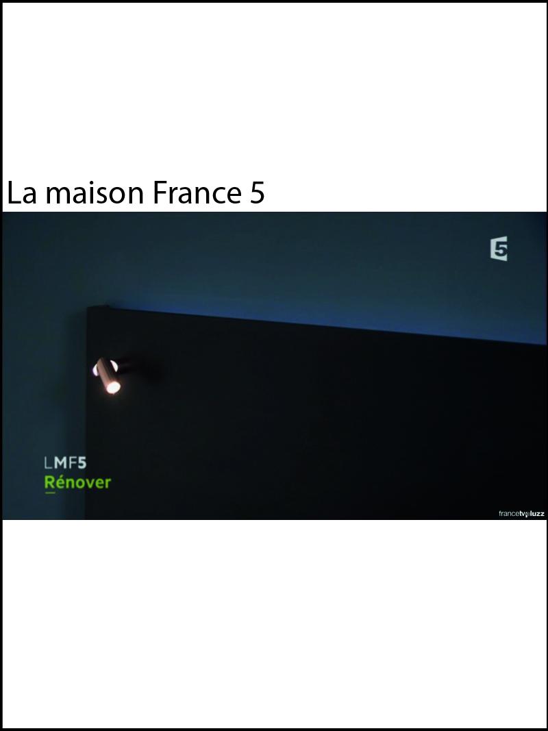 La Maison France 5 Glenn Medioni